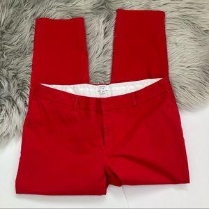Crown & Ivy Red Pants